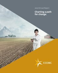 2009/2010 Annual Report - ccemc