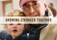 2006 Annual Report - YMCA Canada