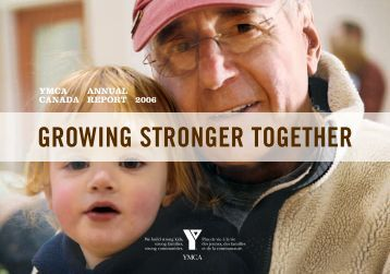 2006 Annual Report - YMCA Canada
