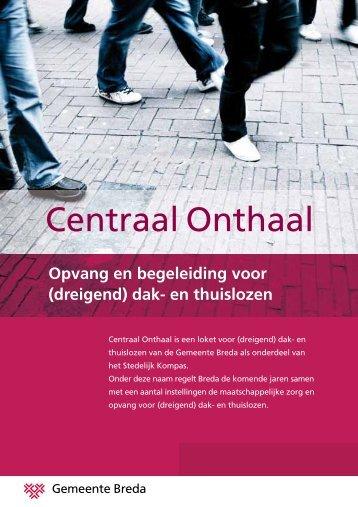 Centraal Onthaal - Gemeente Breda