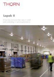 Lopak II - THORN Lighting