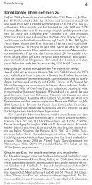 Binationale Ehen nehmen zu - Öffentliche Statistik Kanton St.Gallen