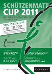 Ausschreibung - Solothurn Tennis