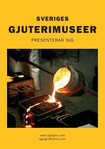 GJUTERIMUSEER - Smelink