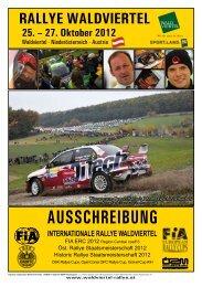 PDF / 2592 KB - Rallye Waldviertel