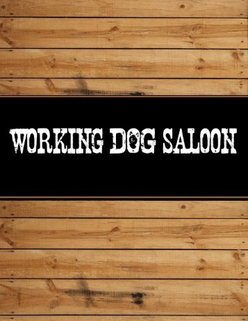 Menu Proof - working dog.pub - Working Dog Saloon