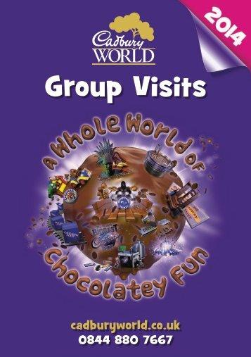 here. - Cadbury World
