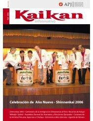 Nº 09 Febrero - Asociación Peruano Japonesa