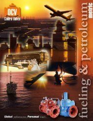 Aviation Brochure-METRIC - OCV Control Valves