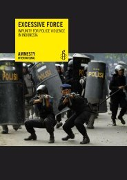Impunity for police violence in Indonesia - Office of the High ...
