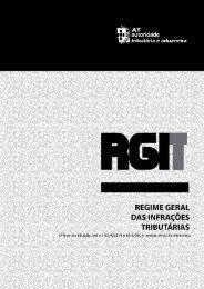 C RGIT - Portal das Finanças