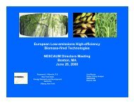 European Low-emissions High-efficiency Biomass-fired ...