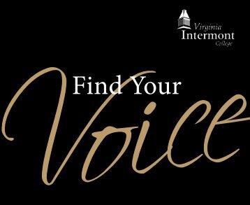 Untitled - Virginia Intermont College