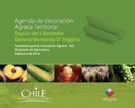 Agenda de Innovación Agraria Territorial de la Región de O ... - Fia