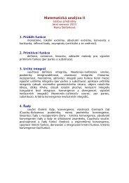 Sylabus přednášek pro letní semestr akademického roku 2012/2013 ...