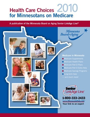 Health Care Choices For Minnesotans On Medicare - Metropolitan ...