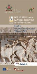 Percorsi urbani in formato .pdf - Comune di Brindisi