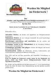 Mitgliedschaftsantrag - FKL Heiligkreuzsteinach - Home