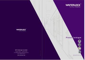 Product Catalogue - Waferlock