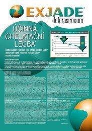 ÚČinná chelataČní lÉČba1 - Olomoucké Hematologické dny