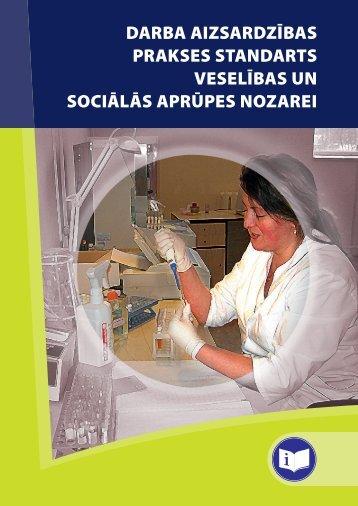 Prakses standarts veselības un sociālās aprūpes nozarei