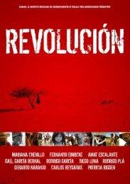 Revolucion - Dossier de Presse - Tamasa distribution