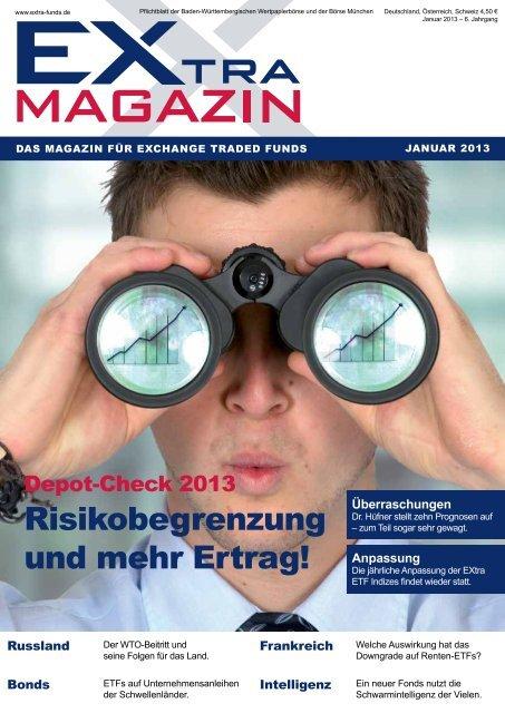 EXtra-Magazin - Wertpapier Forum