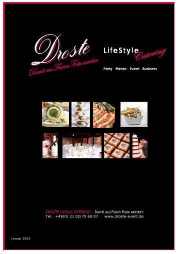 LifeStyle - droste-event.de