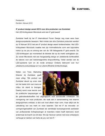 PR ZT IF Award nl 120214