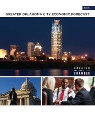 GREATER OKLAHOMA CITY ECONOMIC FORECAST