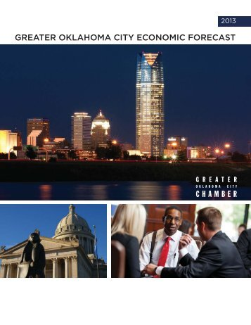 GREATER OKLAHOMA CITY ECONOMIC FORECAST
