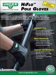 HiFlo Pole Gloves - Unger