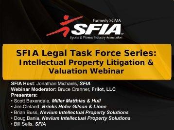 Patent Trolls - SFIA