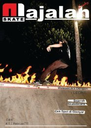 Majalah Skate - Magic Wave