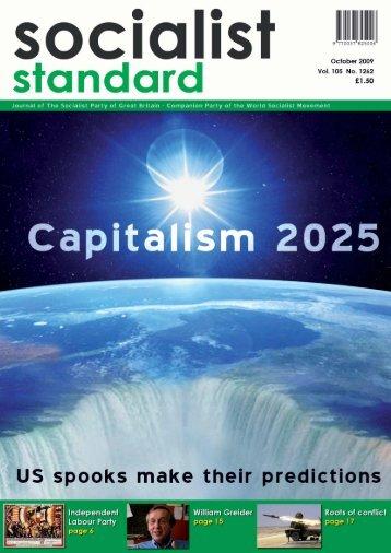 October Standard 09.indd - World Socialist Movement