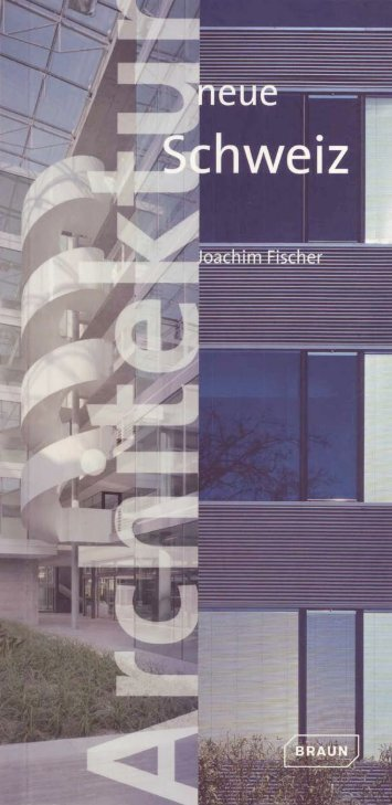 Architektur neue Schweiz, Wohnhaus Pigniu/Panix