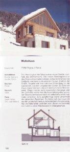 Architektur neue Schweiz, Wohnhaus Pigniu/Panix - Page 2