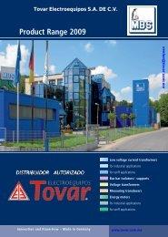 MBS catalog 2009