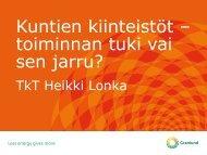 pp-esitys - Kuntatekniikka.Fi