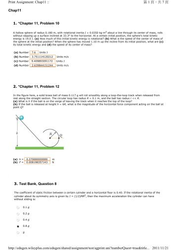 finc chapter 12 homework The course requires a thorough understanding of finance principles at the level taught in finc-  chapter 9 (geico), chapter 12  chapter 4 in gk homework.