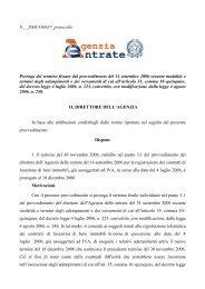 N.__2006/186637_protocollo Proroga del termine fissato dal ...