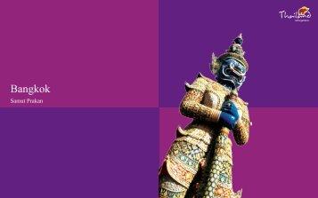 Bangkok - Tourism Authority of Thailand, Malaysia
