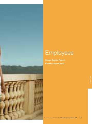 Employees - Truworths
