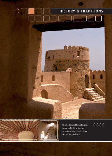 HISTORY & TRADITIONS - UAE Interact