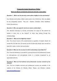 Marit-cum-Means Scheme for Minority Communities - Mobcmanipur ...