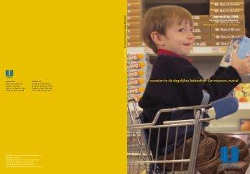Jaarverslag 1998 Nederlandse - Unilever