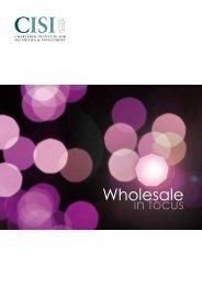 Wholesale In Focus