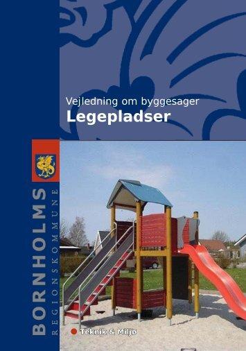 Legepladser - Bornholms Regionskommune