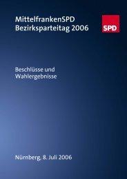 Dokumentation als *.pdf-Datei (ca. 340kB) - SPD Mittelfranken