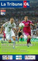 OL - REAL - Olympique Lyonnais